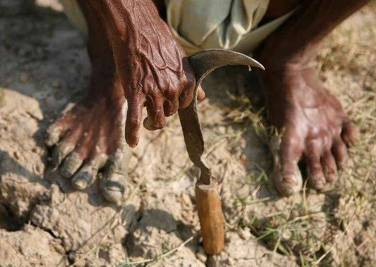 Issue of farmers' suicide can't be dealt with