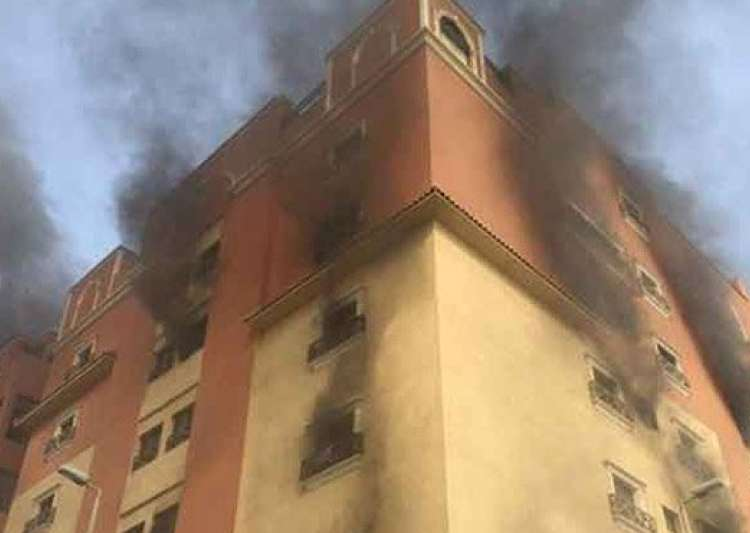 10 Indians killed, six injured in fire in Saudi Arabia