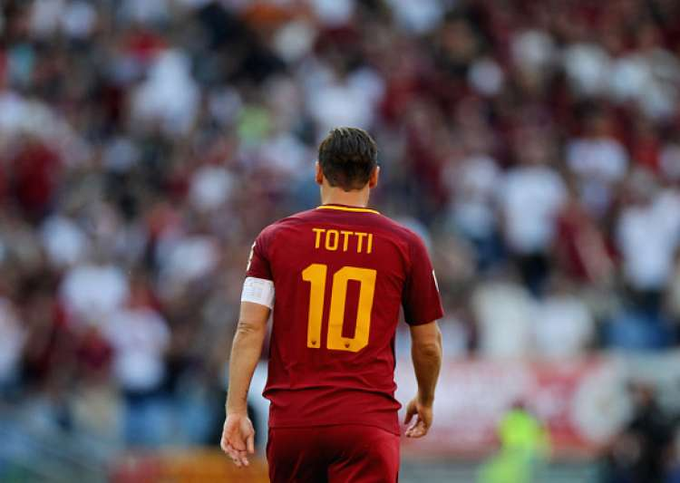 Francesco Totti: Roma legend confirms retirement and becomes club director