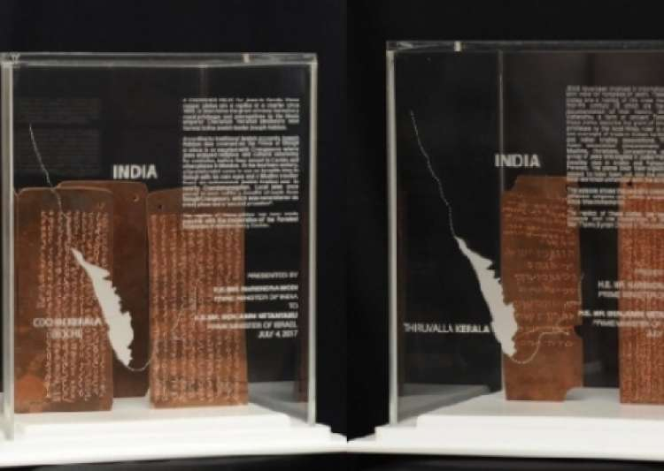 PM Modi gifts two relics from Kerala to Benjamin Netanyahu