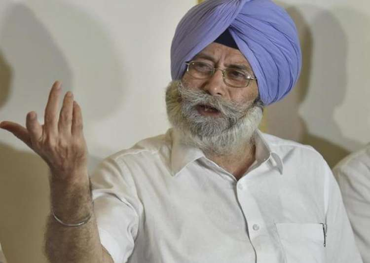 Will not vote for Meira Kumar, says AAP leader HS Phoolka- India Tv