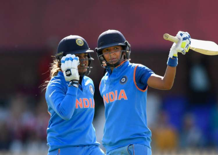 I was also a big-hitter but definitely not like Harmanpreet Kaur