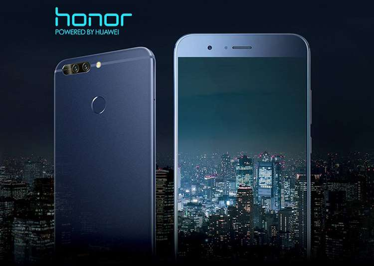 Huawei's 6 GB 'Honor 8 Pro' arrives in India- India Tv