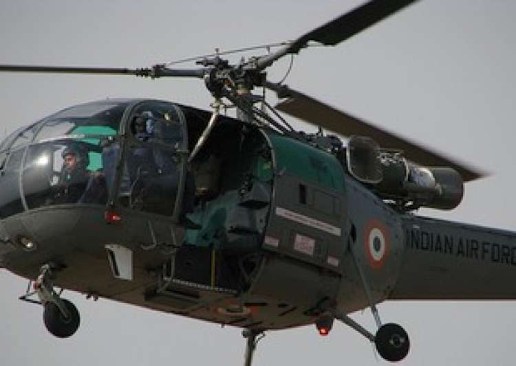 IAF chopper goes missing in Arunachal Pradesh - India Tv
