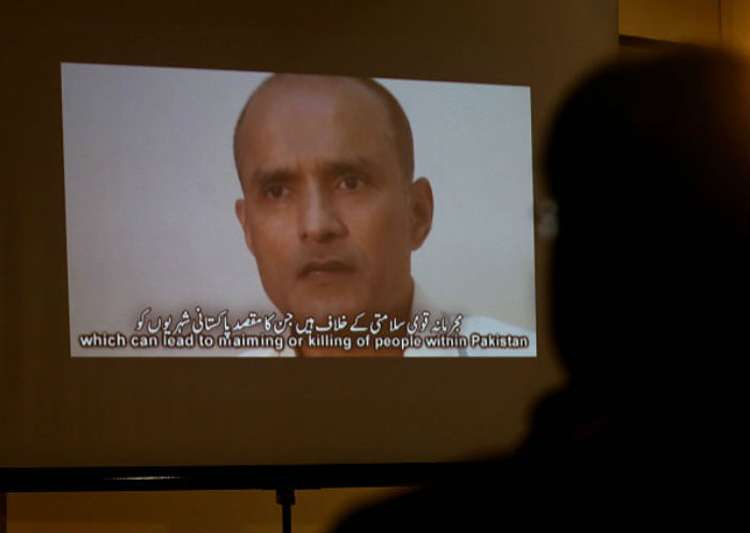 Decision On Kulbhushan Jadhav's Mercy Plea Now With Pakistan Army Chief