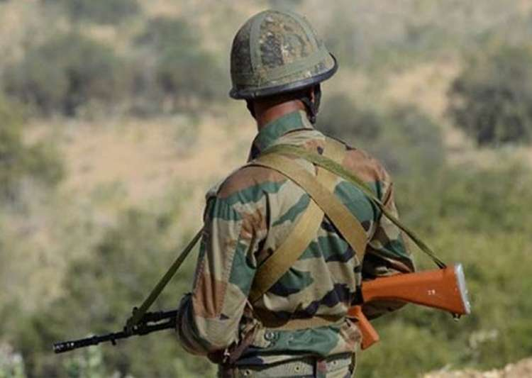 Representational pic- Army Major shot dead by jawan in- India Tv