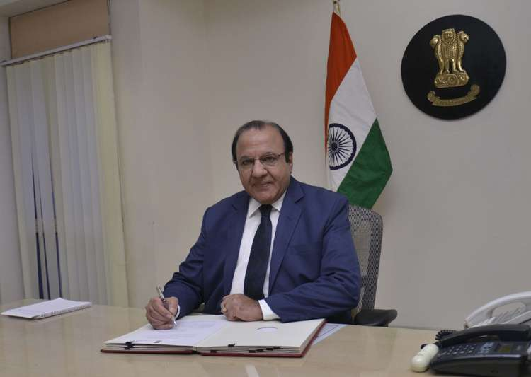 Achal Kumar Joti takes over as new Chief Election- India Tv