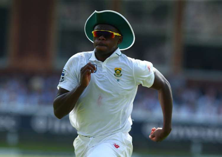 Rabada banned from second England Test
