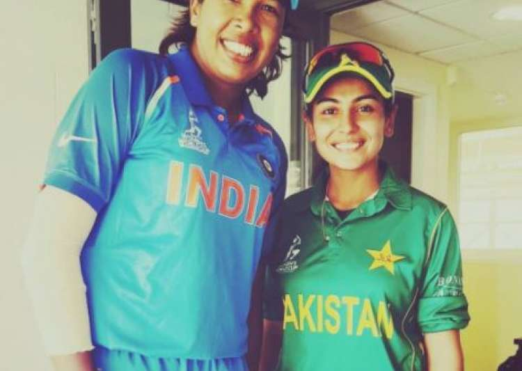 India's Jhulan Goswami Inspired Pakistan's Kainat Imtiaz To Become A Cricketer