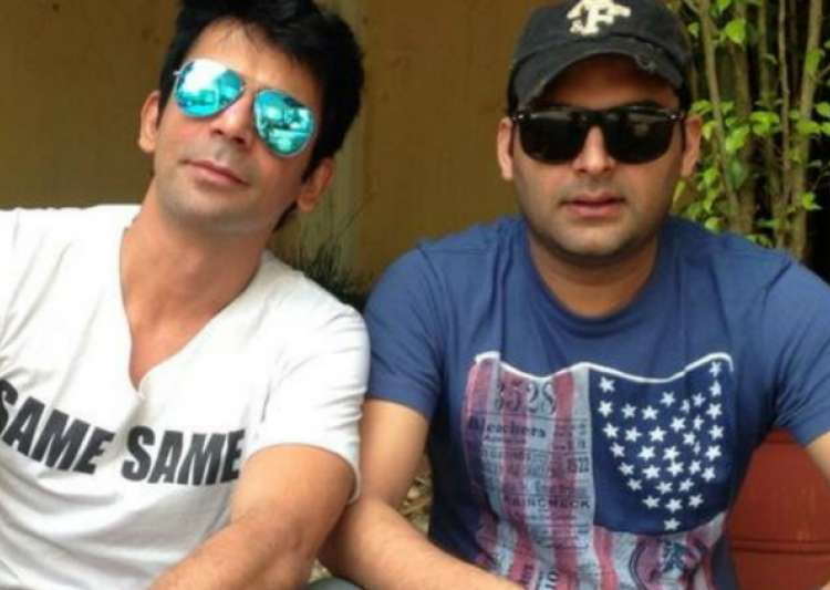 Kapil Sharma on Sunil Grover- India Tv