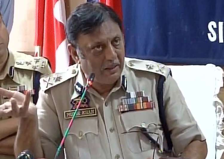 UP man part of LeT in Kashmir arrested: IG
