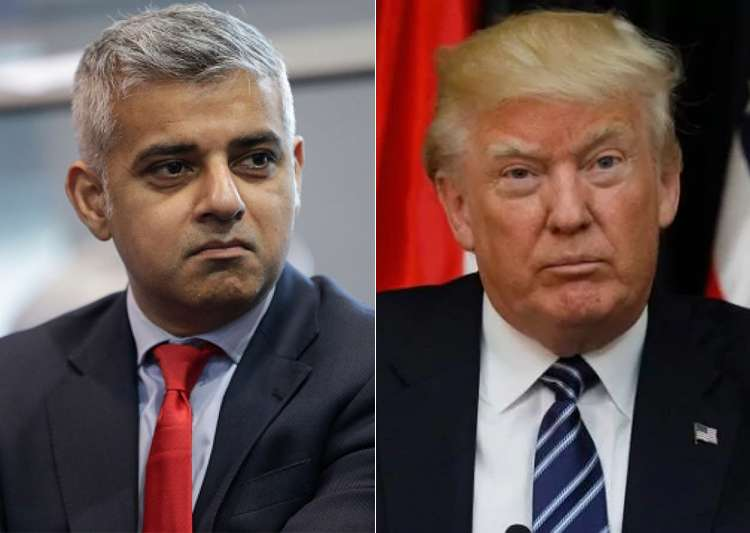 No red carpet welcome for Donald Trump in London, says- India Tv