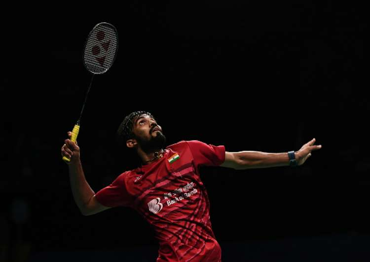 Kidambi Srikanth of India competes against Son Wan Ho- India Tv
