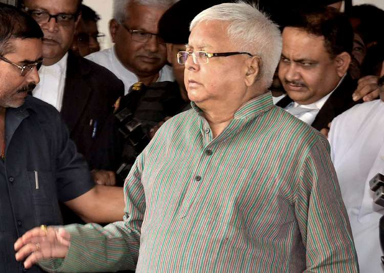 BJP welcomes CBI raids against Lalu