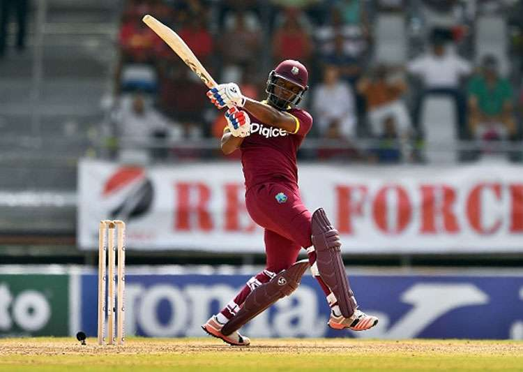 A file image of Evin Lewis.- India Tv