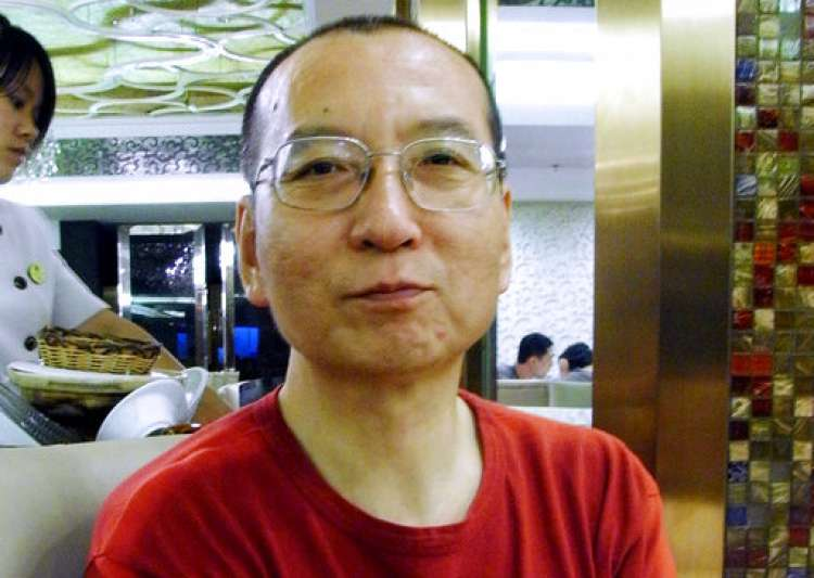 China lodges protest with U.S. over Liu Xiaobo criticism