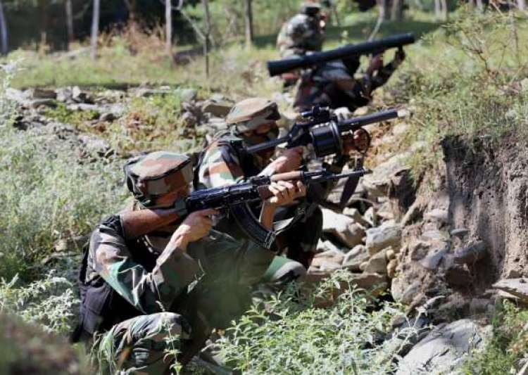 Soldier dies in Naushera sector during cross LoC firing