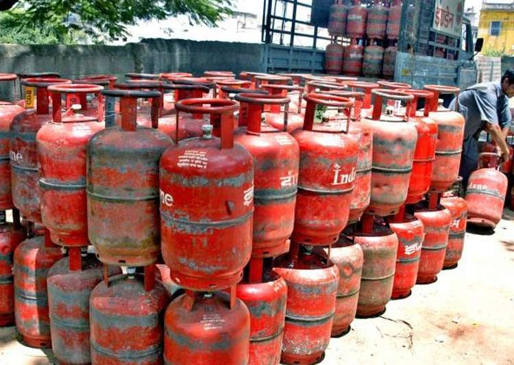 Congress demands roll back of GST on domestic LPG - India Tv