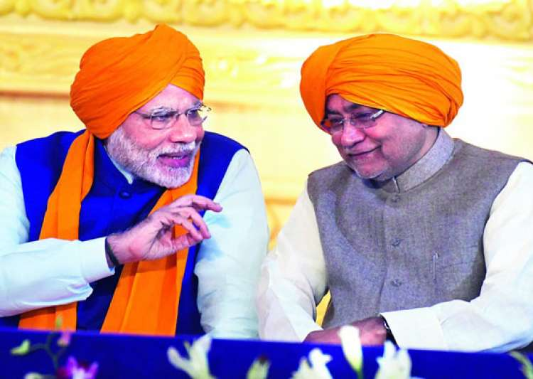 Keeping 2019 in mind, BJP was working on Nitish Kumar for long