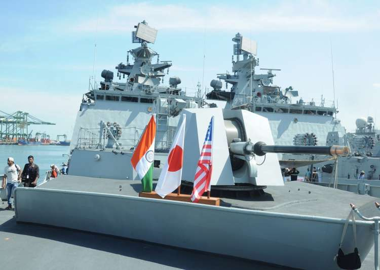 Malabar exercise improves capability to face 21st century