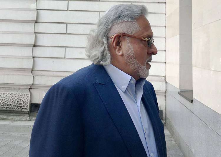 'Fugitive' Mallya fails to appear before Supreme Court- India Tv