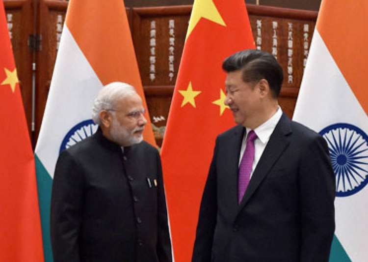 Narendra Modi_Xi Jinping- India Tv