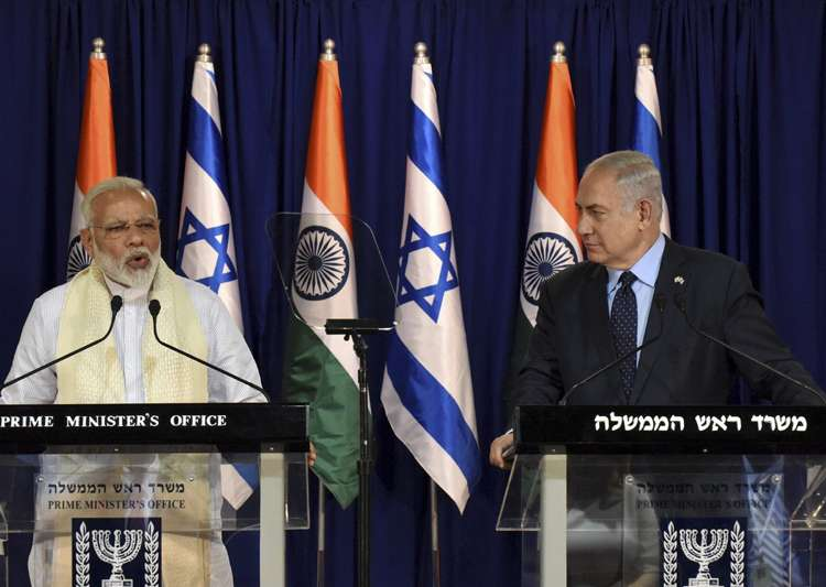 Pakistan closely watching PM Modi's trip to Israel: Report- India Tv