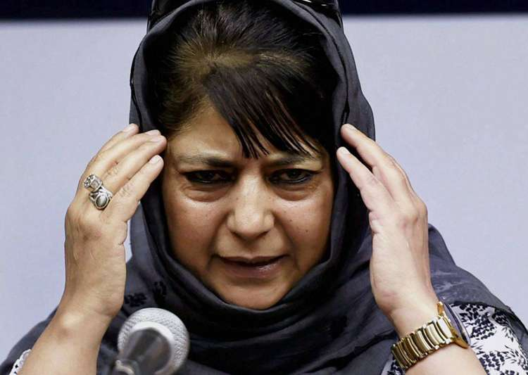 Trade Routes with Pakistan Shouldn't be Blocked, Says Mehbooba Mufti