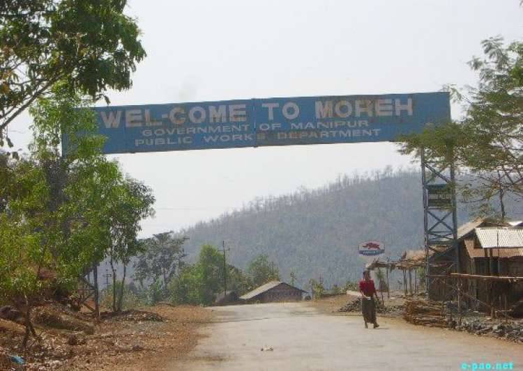 Union Cabinet approves upgradation of road linking Manipur- India Tv
