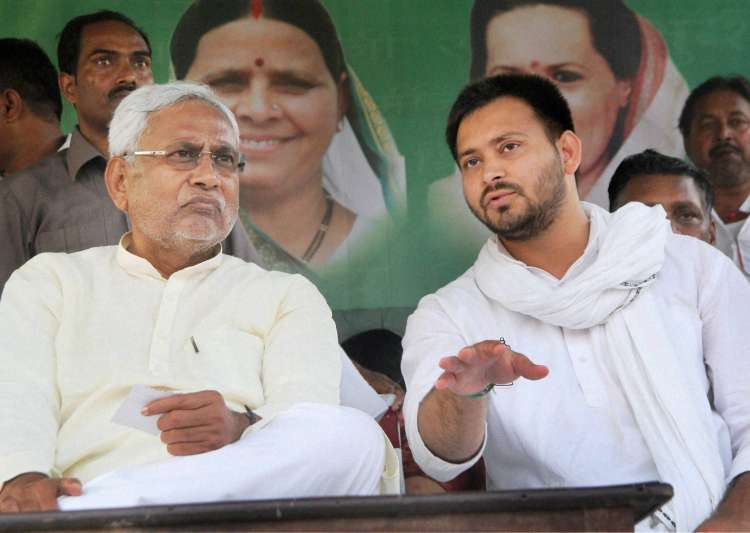 Tejashwi Yadav is the deputy of Bihar CM Nitish Kumar India Tv