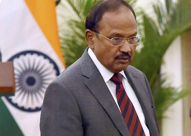 NSA Doval has submitted a report to the PM and HM on the- India Tv