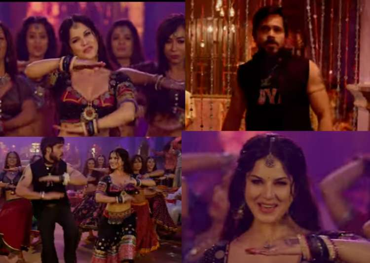 Watch sizzling Sunny Leone-Emraan Hashmi in song 'Piya More'
