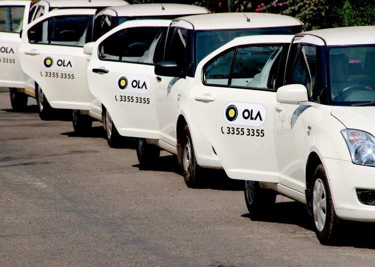 OLA may get funds of $400 million from Tencent