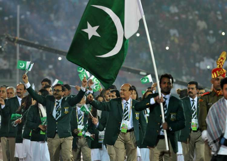 Pakistan athletics squad departs for India today