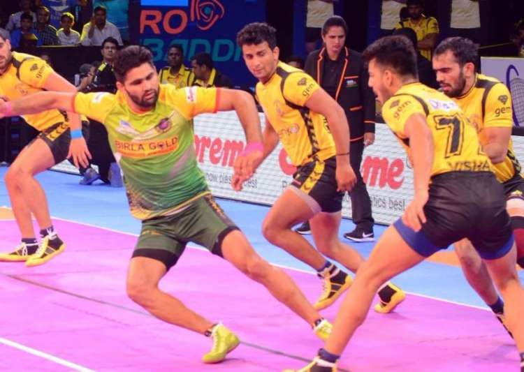 Pro Kabaddi League 2017, Day 1