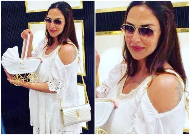 esha deol instagram- India Tv