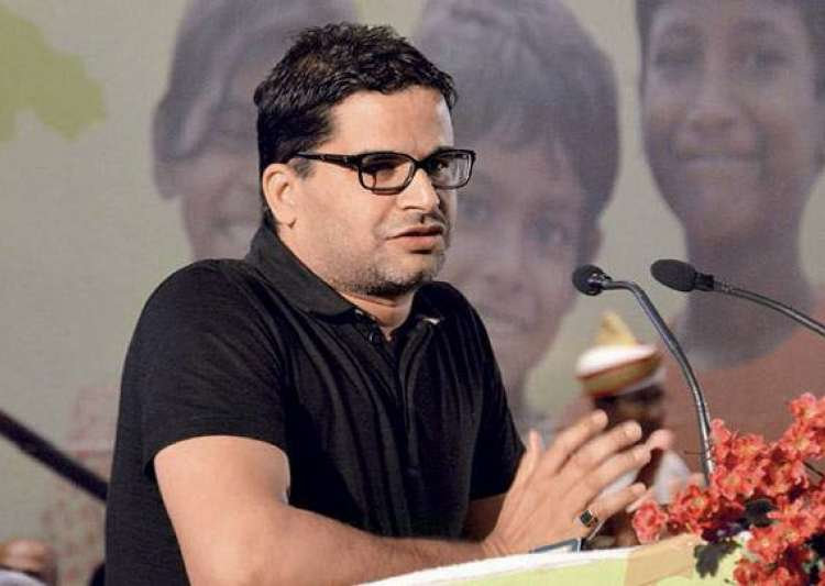 Prashant Kishor has been roped by a party to help in AP- India Tv