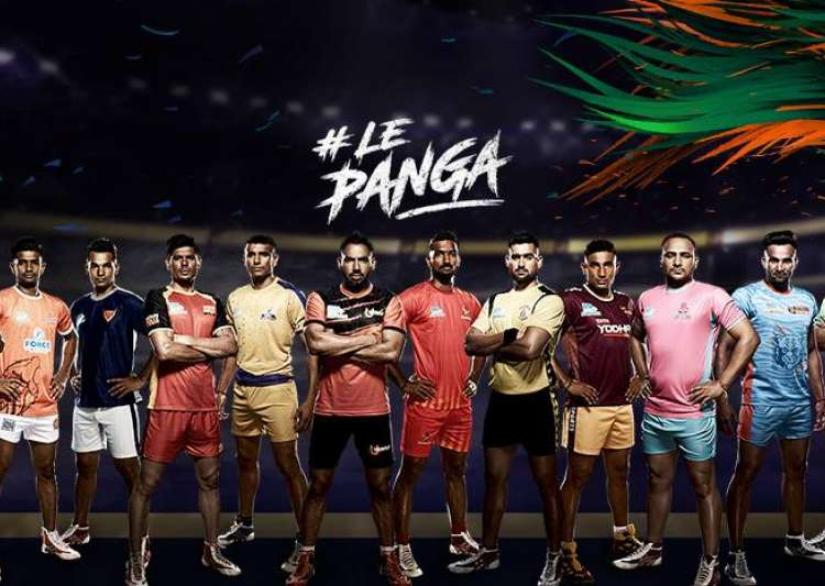 Telugu Titans vs Tamil Thalaivas in Season 5 pro kabaddi league opener