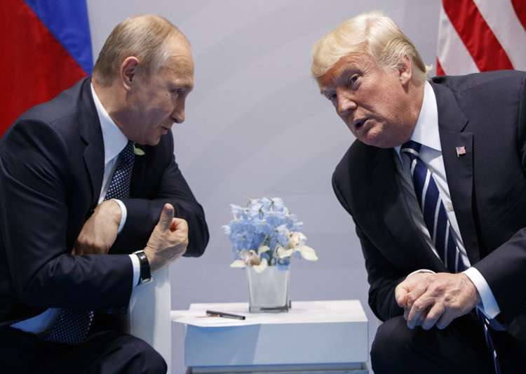 Trump meets Putin: Talk of positive results, not of election- India Tv