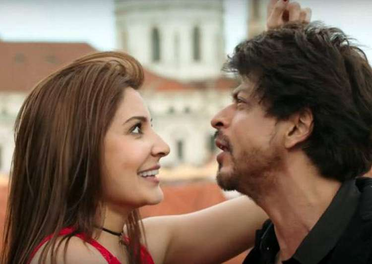 Making of Anushka Sharma and Shah Rukh Khan's 'Radha' song