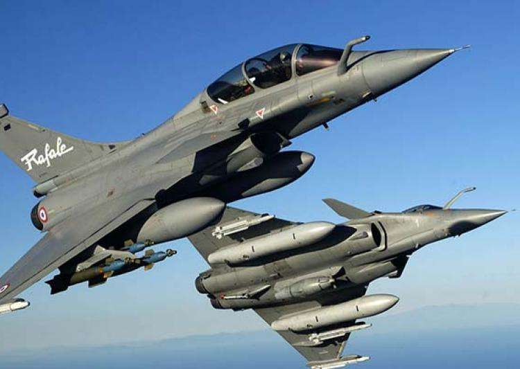 Rafale fighter jets- India Tv