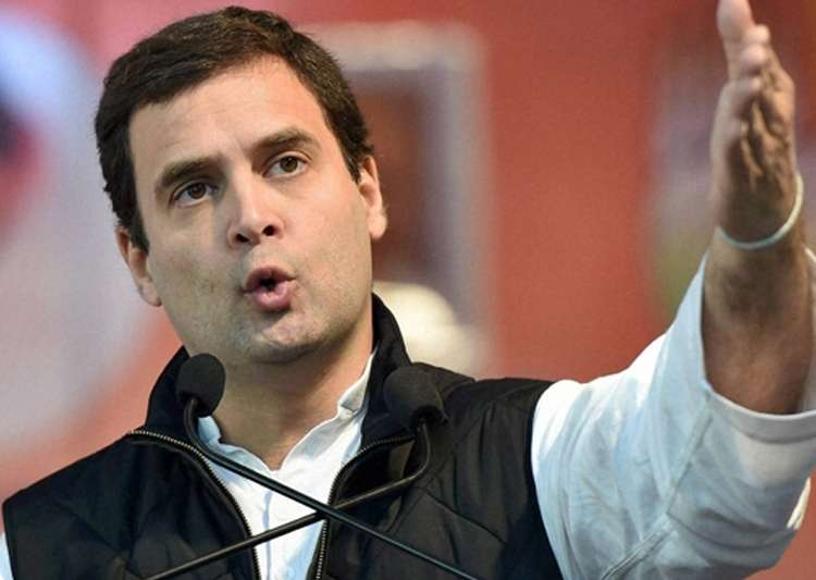 Rahul admits meeting Chinese envoy, attacks Modi government