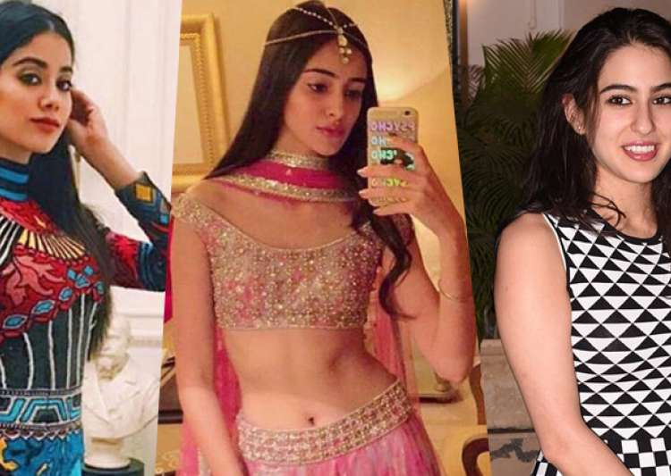 Chunky Pandey daughter's Ananya in SOTY 2?- India Tv