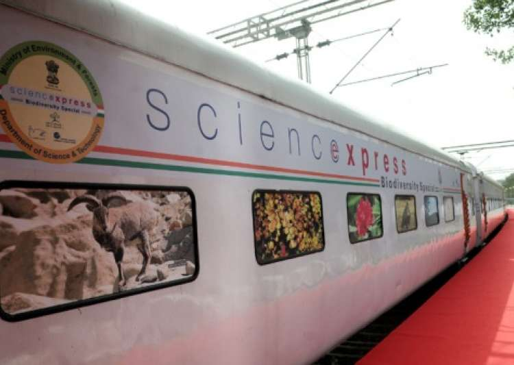 Prabhu to inaugurate Science Express Exhibition Train- India Tv