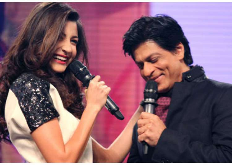 Anushka Sharma, Shah Rukh Khan- India Tv