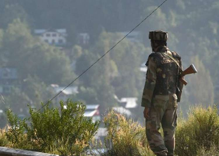 Representational pic - Soldier martyred in Pak firing near