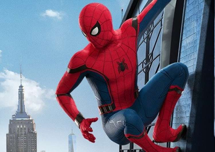 An eager teenage Spider-Man swings into Marvel's Homecoming