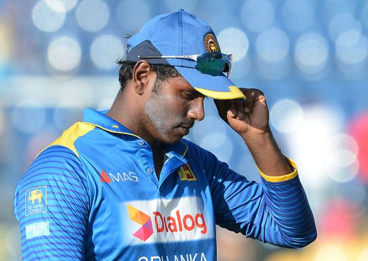 Angelo Mathews steps down as Sri Lanka captain