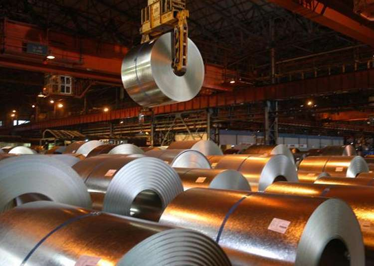 'India to overtake Japan in steel production in 2- India Tv