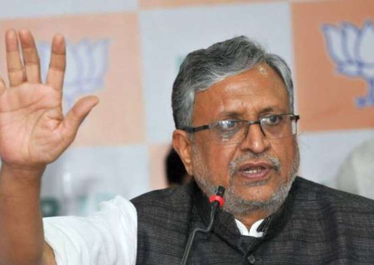 Sushil Kumar Modi- India Tv